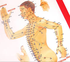 Acupuncture Foot Chart Us 3 11 11 Off Standard Meridian Acupuncture Points Chart And Zhenjiu Moxibustion Acupoint Massage Chart For Head Hand Foot Body Health Care In