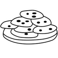 Small Picture Coloring Page Cookie Coloring Pages Coloring Page and Coloring
