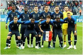 Sportive du football en direct, les résultats, les classements, les transferts de foot et les infos sur l'équipe de france de football A Win For Immigrants This Is What France S World Cup Winning Team Looked Like