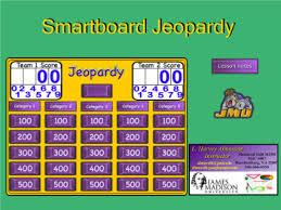Jeopardy Template Smartboard Smartboard Jeopardy Template Free Blank ...