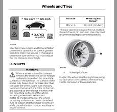 80 Qualified Wheel Torque Specifications Chart