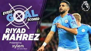 RIYAD MAHREZ | RAINING GOALS | EVERY PREMIER LEAGUE GOAL SCORED