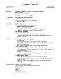 Post a resume on monster for Resume after college .