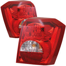 Dodge Caliber Side Light Bulb Replacement Amazon Com For 2007 Dodge Caliber Rear Tail Light Taillamp