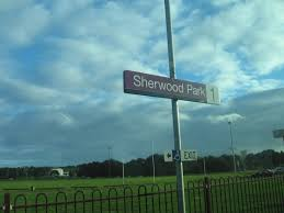 Sherwood Park railway station