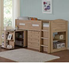 cabin bed with storage. Perfect Storage Flintshire Furniture Frankie Cabin Bed With Storage And Desk U0026 Reviews   Wayfaircouk With A