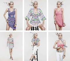 Versace For H M Lookbook As Women Fashion Collection Latest