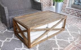 Coffee Table Ideas Diy