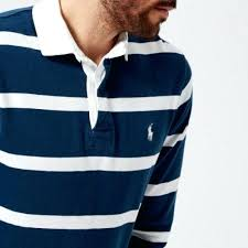navy blue rugby shirt men polo striped rugby top holiday navy blue white cotton navy blue rugby shirt