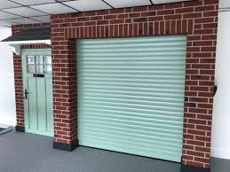our roller shutter door range