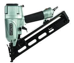 hitachi nt65ma4 1 1 4 inch to 2 1 2 inch 15 gauge angled finish nailer