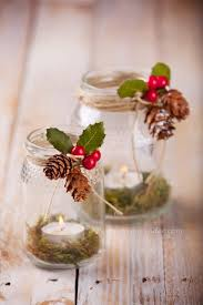 Decorated Jam Jars For Christmas Top 100 Most Pinteresting Christmas Candle Decoration Ideas 34