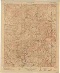 arizona historical topographic maps perry castañeda map Map Northeastern Arizona Map Northeastern Arizona #44 map northeast arizona