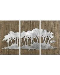 >amazing deal on uttermost safari views silver wall art set of 3  uttermost safari views silver wall art set of 3