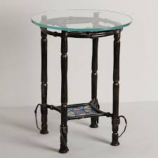 Stained Glass Coffee Table Wrought Iron Coffee Table The Places For Use Coffee Table Review
