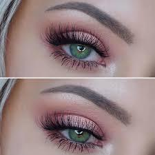 makeup geek duochrome eyeshadow in i m peachless makeup geek eyeshadows in