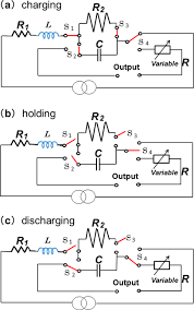 Draw Electric Circuit Can Capacitors Electrical Circuits Provide Large Scale Energy