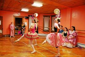 Christmas tradition continues with performance of 'The Nutcracker' at  Kutztown High   News   berksmontnews.com