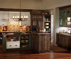 dark rustic cabinets. Rustic Kitchen Cabinets By Decora Cabinetry Dark S