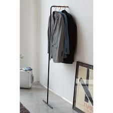 Slim Coat Rack Simple Espinal Leaning Slim Coat Rack Reviews AllModern