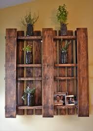 pallet ideas for walls. make a hang wooden pallet wall shelve ideas: ideas for walls