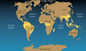 Tropical rainforests have climates that receive high temperatures and high humidity throughout the year. Rain Forest Map Natural Habitat Maps National Geographic