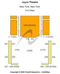Joyce Theater Nyc Seating Chart Best Picture Of Chart