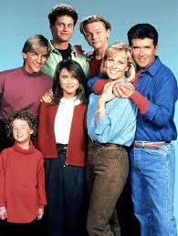 alan thicke growing pains. Interesting Thicke Ashley Johnson Jeremy Miller Kirk Cameron Tracy Gold Leonardo DiCaprio  Joanna For Alan Thicke Growing Pains N