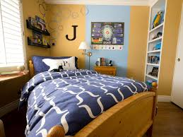 Small Picture Small Boys Room With Big Storage Needs HGTV