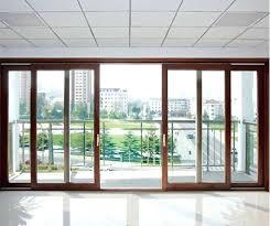 oversized sliding glass patio doors big cost of huge