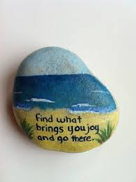 Image result for finding painted rocks