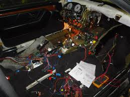 audi s2 coupe project wiring and ancillaries brydon engineering yanking on big bundles of wires around the fuse box does not instill confidence in the untouched electrical connections