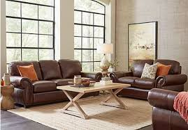 Two Piece Three Piece Four Piece Leather Living Room Sets