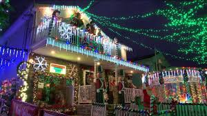 Nbc News Christmas Lights Staten Island Man Gives Back With Elaborate Christmas Display Honoring Late Wife