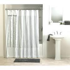 amazing standard shower curtain length full size of shower short shower curtain standard shower curtain length