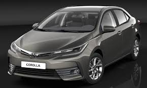 Toyota Corolla Facelift India launch price INR 15.87 lakh