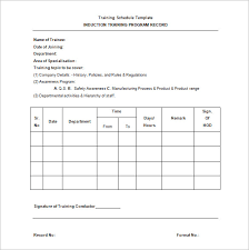 workout planner template training schedule template 7 free sample example format download