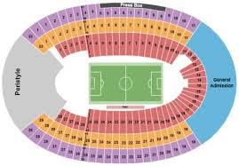Los Angeles Memorial Coliseum Tickets And Los Angeles