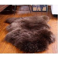 brown zealand australian wool area rugs 2x3 feet real sheepskin rug floor mat genuine sheepskin rug sofa cover chair pad genuine sheepskin rugs sheepskin