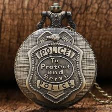 police force pocket watch the pocket watch store back to police pocket watches