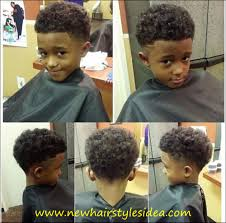Lil Black Boy Haircuts Styles