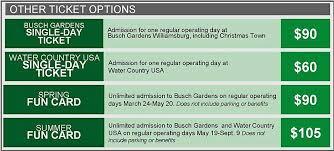 busch gardens williamsburg schedule. Busch Gardens Williamsburg Schedule T