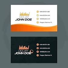 Business Card Template Powerpoint 2010 Card Template Free Download Business Card Template Pdf