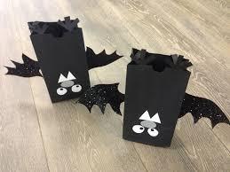 homemade halloween candy bags. Fine Bags Upside Down Bat Candy Bags Inside Homemade Halloween Candy Bags