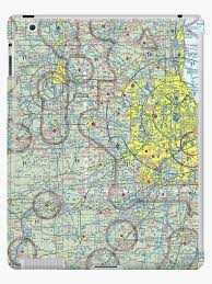 Sectional Aeronautical Chart Chicago Sectional Aeronautical Chart Ipad Case Skin By Realpilotdesign