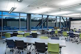 tech valley office. tech valley high school office