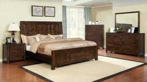 Rustic King Size Bedroom Furniture Fresh Solid Wood King Size Bed ...