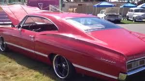 Pro touring 1967 Impala at good-guys show lowrod - YouTube