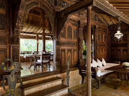 Balinese Kitchen Design Fine Pictures Of Balinese Home Design With Traditional Furniture