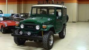 1978 Toyota FJ40 Land Cruiser 4x4 - YouTube